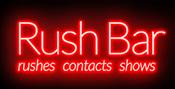 Rushbar